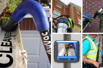 Gutter cleaning service South East
